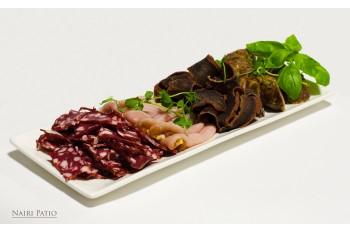 Коллекция мясных деликатесов