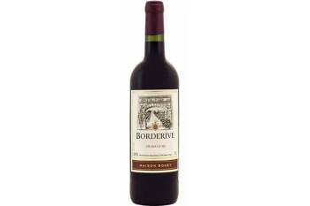 Вино Borderive Sec кр/сух