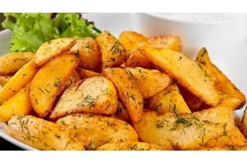 Картошка по сельски